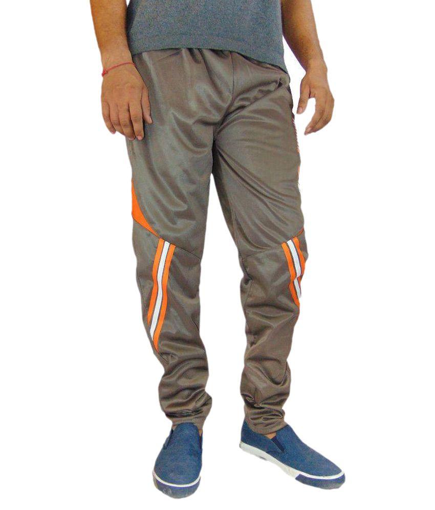 B VOS Gray Trackpants