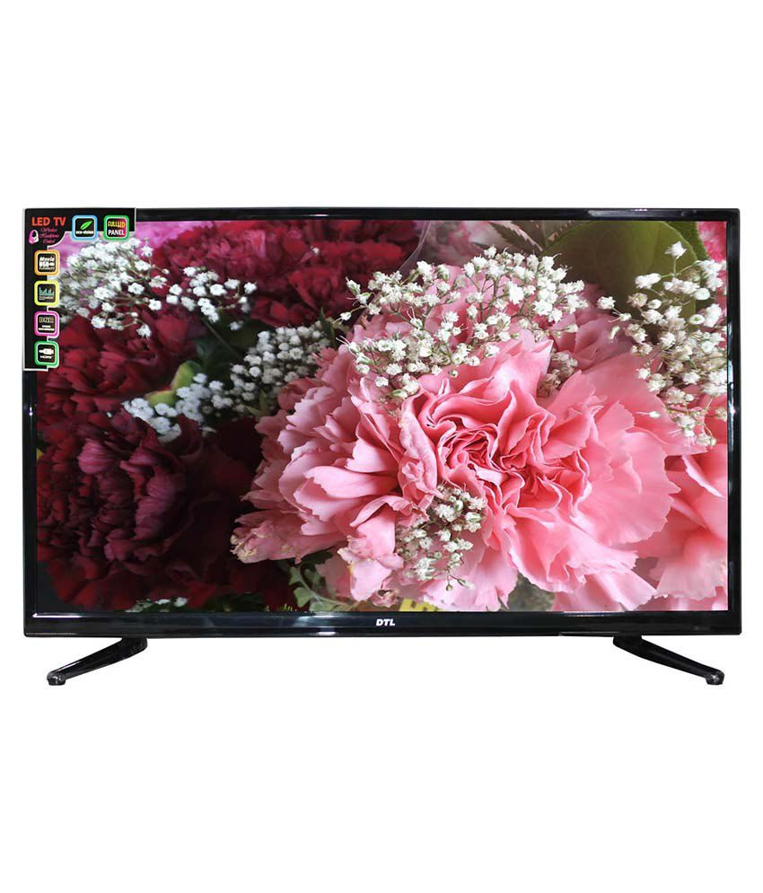 DTL DTL 333 81 cm (32) Smart HD Ready (HDR) LED Television