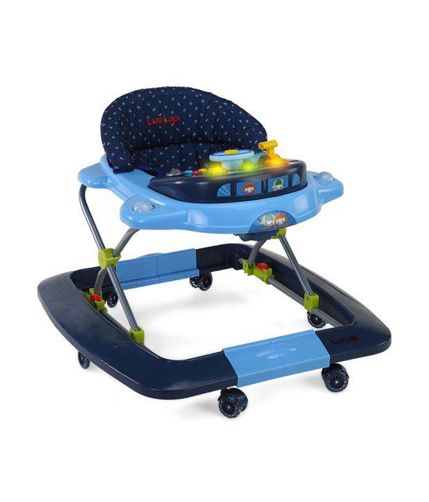 Luv Lap Baby Walker Royal Blue - 18151 - Buy Luv Lap Baby ...