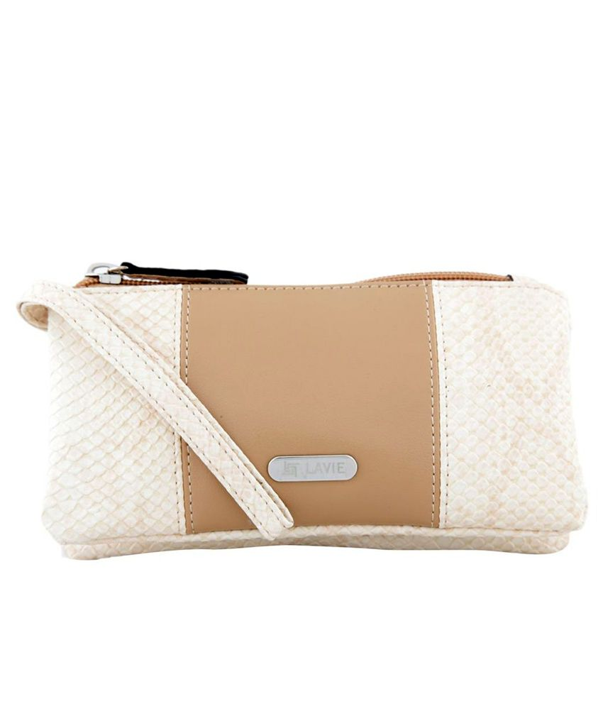 Lavie Beige Wallet