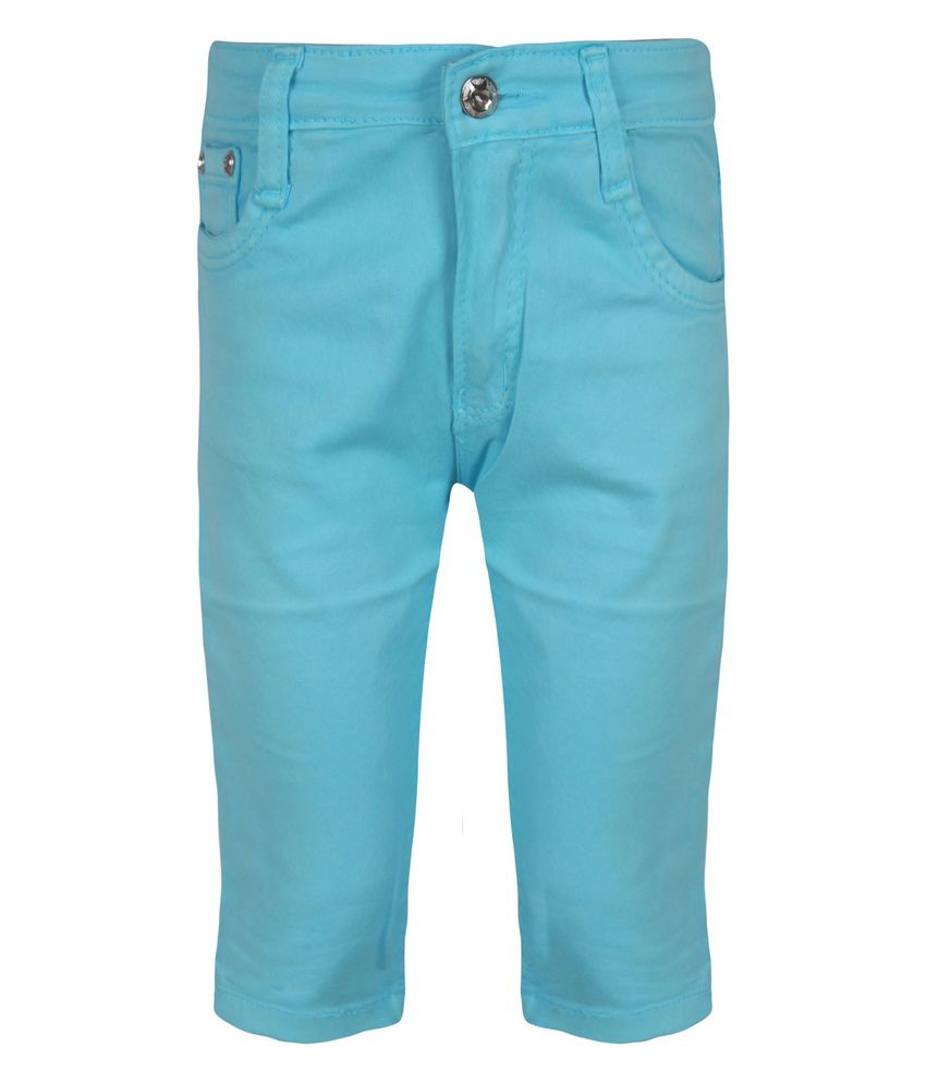 Arihant Blue Capri - Pack of 2