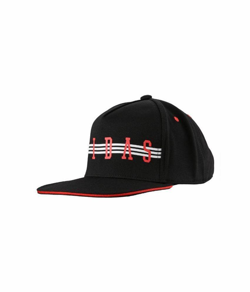Adidas Black Baseball Cap for Men