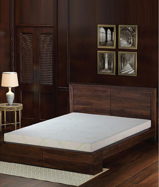 duroflex white cotton latex mattress buy duroflex white cotton