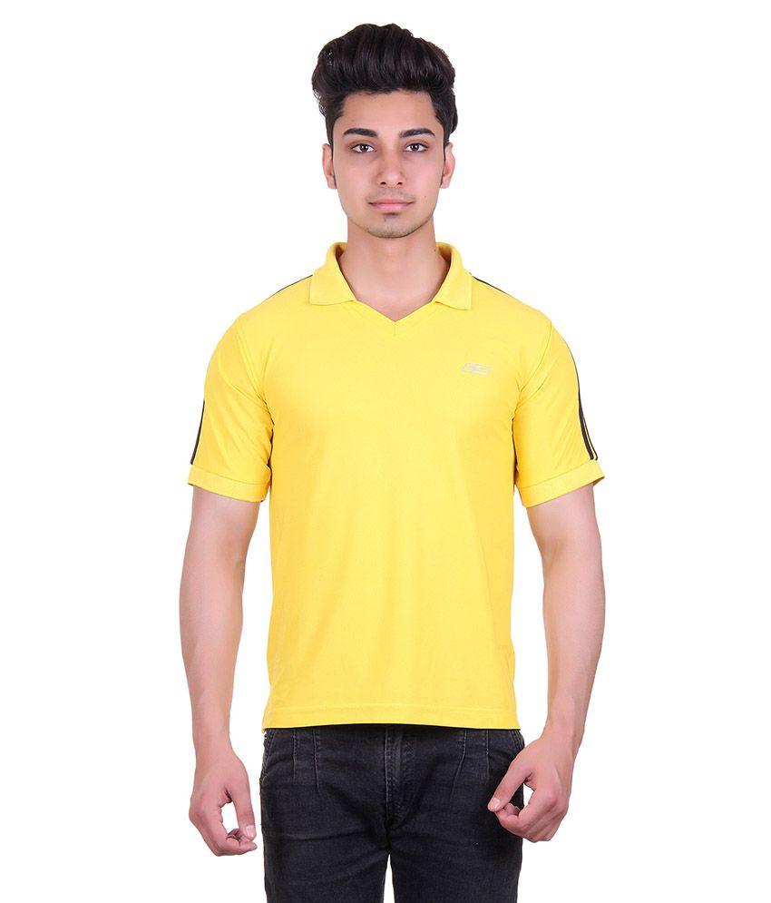 EX10 Yellow Polos
