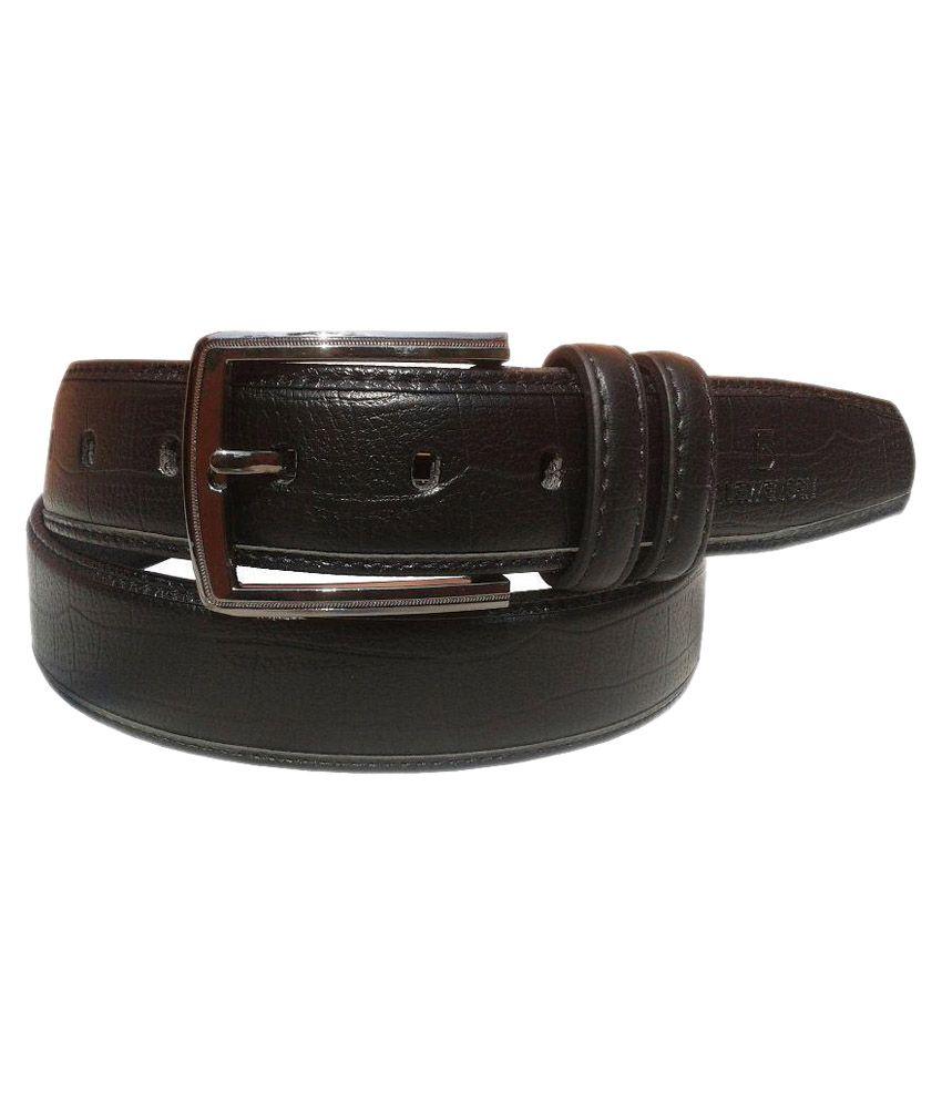 Sanshul Black Belt for Men