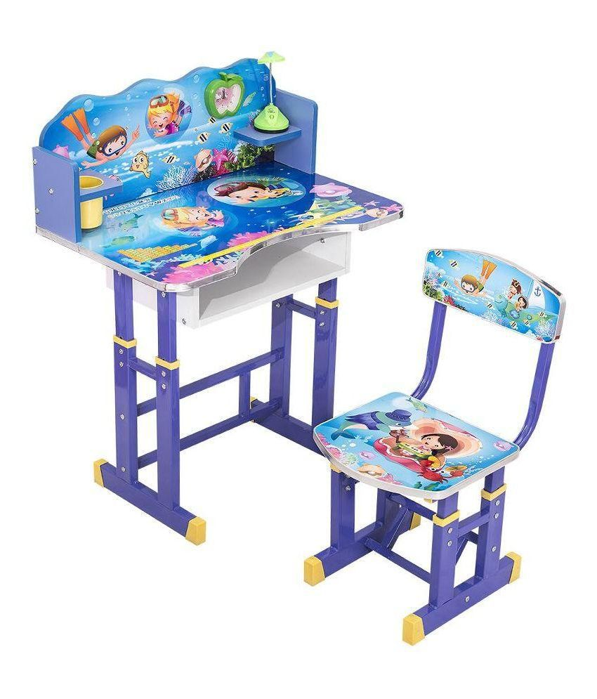Banga Blue Kids Study Table Set Buy Banga Blue Kids
