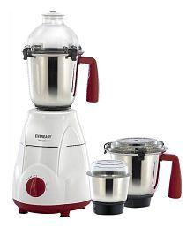 Eveready Roccia 750W 3 Jar Mixer grinder with 5 Year Motor Warranty