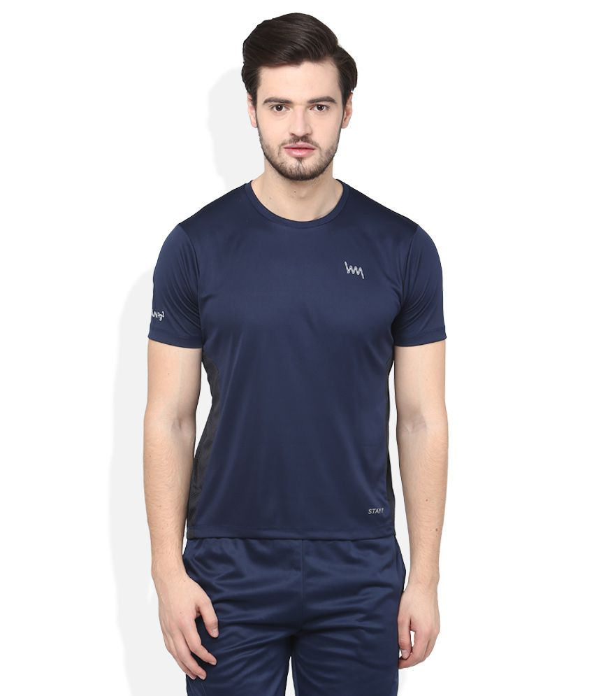 Lawman Pg3 Navy T-Shirts