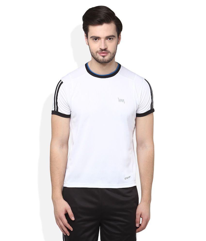 Lawman Pg3 White T-Shirts