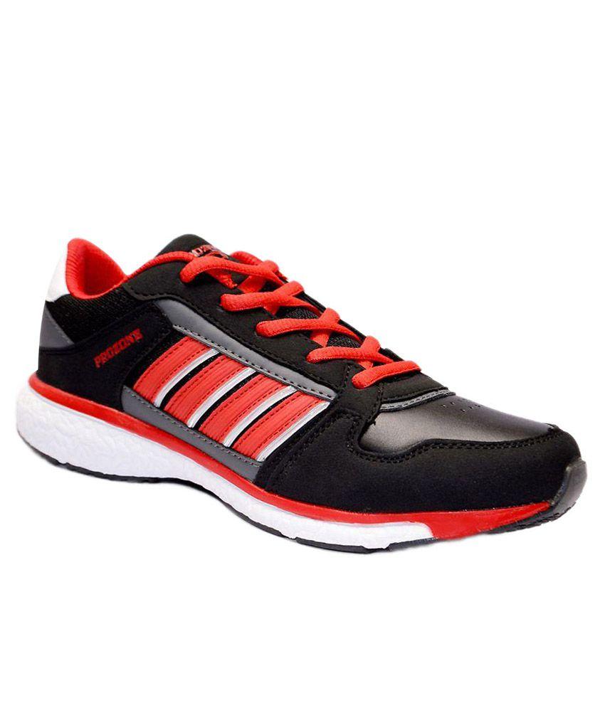 Nicholas Black Running Sports Shoes