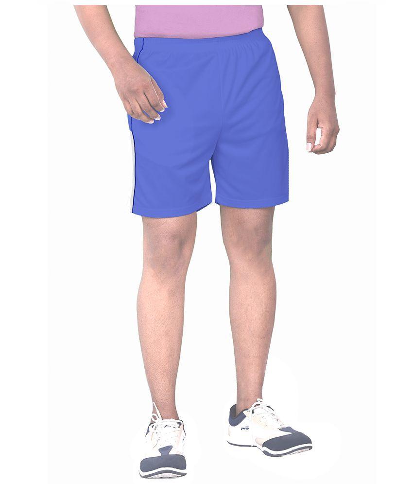 Sportee Blue Shorts