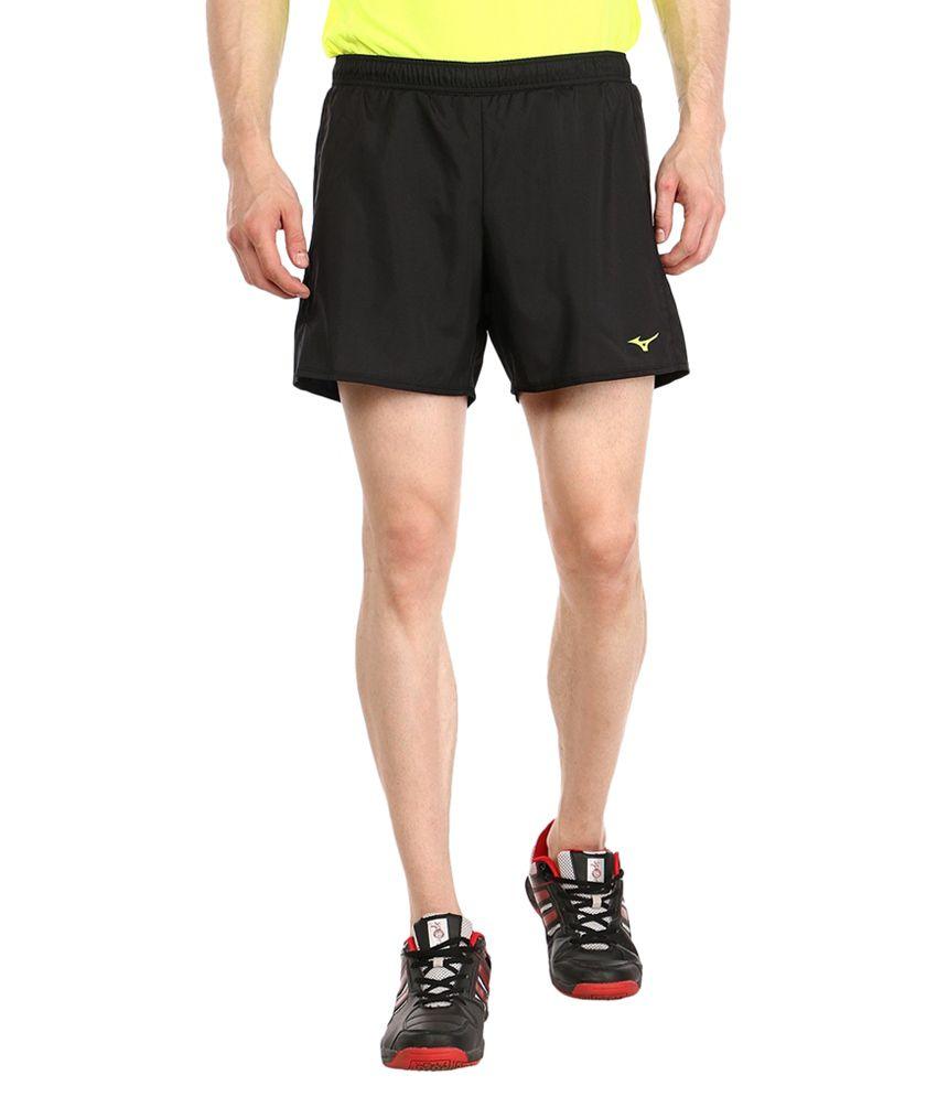 Mizuno Core Square 5.5 Running Shorts