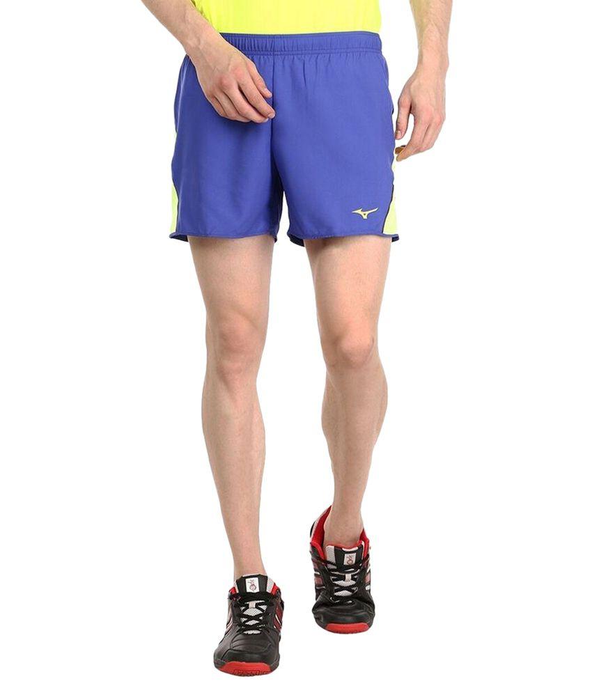 Mizuno Premium Aero Square 4.5 Running Shorts
