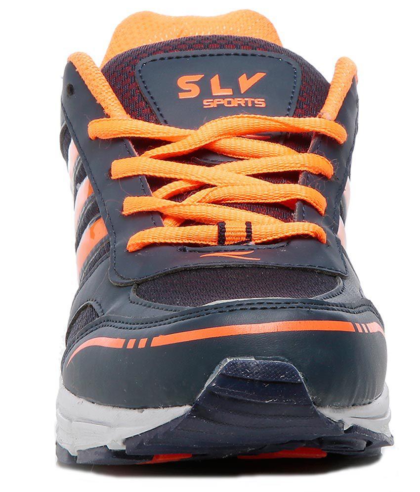SLV Blue Running Shoes - Buy SLV Blue