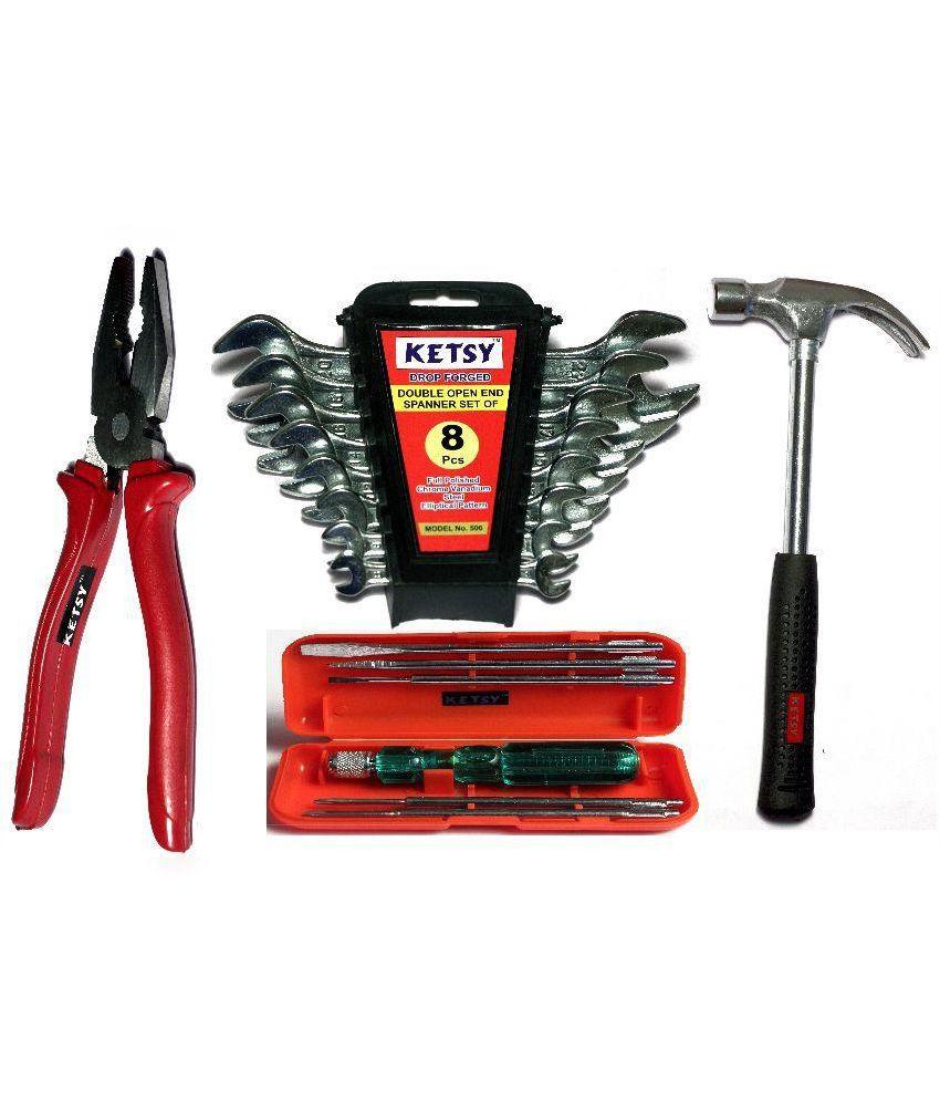 Ketsy Hand Tool Kit