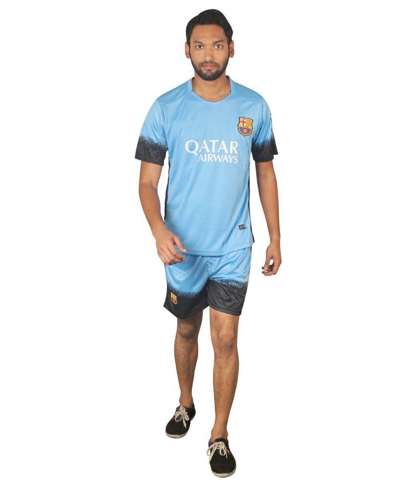 Trend Bae Barcelona Away Football Jersey Set
