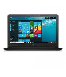 Dell Inspiron 3558 Notebook (Z565106HIN9) (5th Gen Intel Core i3- 4GB RAM- 1TB HDD- 39.62 cm(15.6)- Windows 10) (Black)