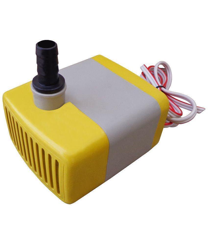 Project Maker 12v Dc Submersible Pump Ii 12v Dc Pump For Solar/dc Cooler Ii High Capacity 12v Dc/solar Pump