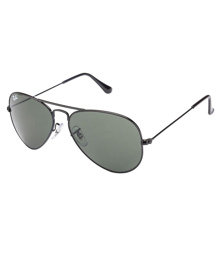 8860ce0723a Ray-Ban Green Aviator Sunglasses (RB3025 0025 55-14) - Buy Ray-Ban Green Aviator  Sunglasses (RB3025 0025 55-14) Online at Low Price - Snapdeal