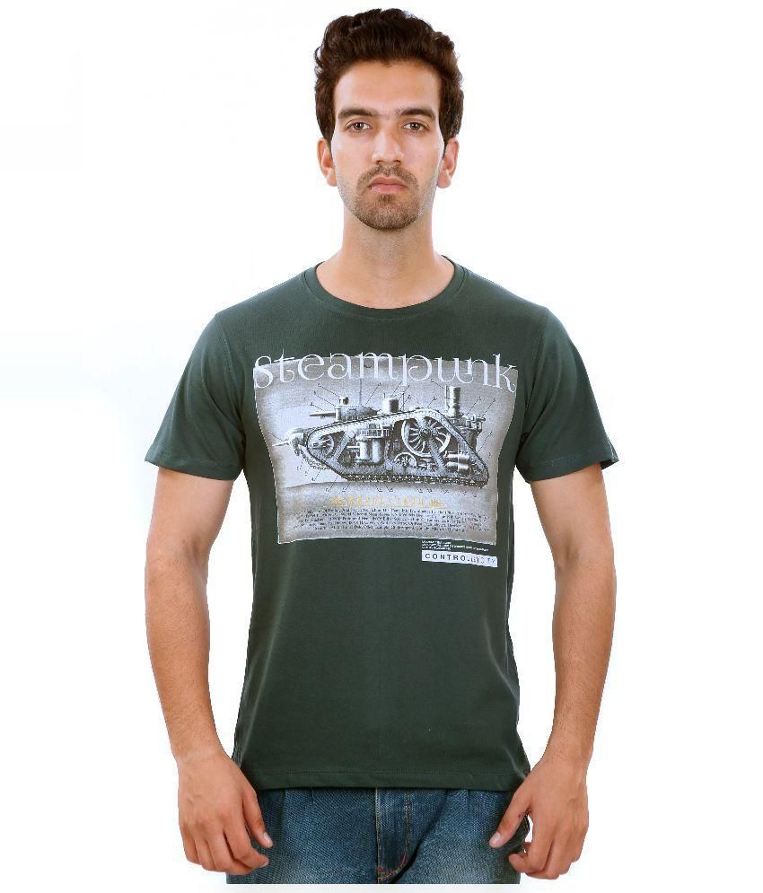 Savers Choice Green Round T Shirt