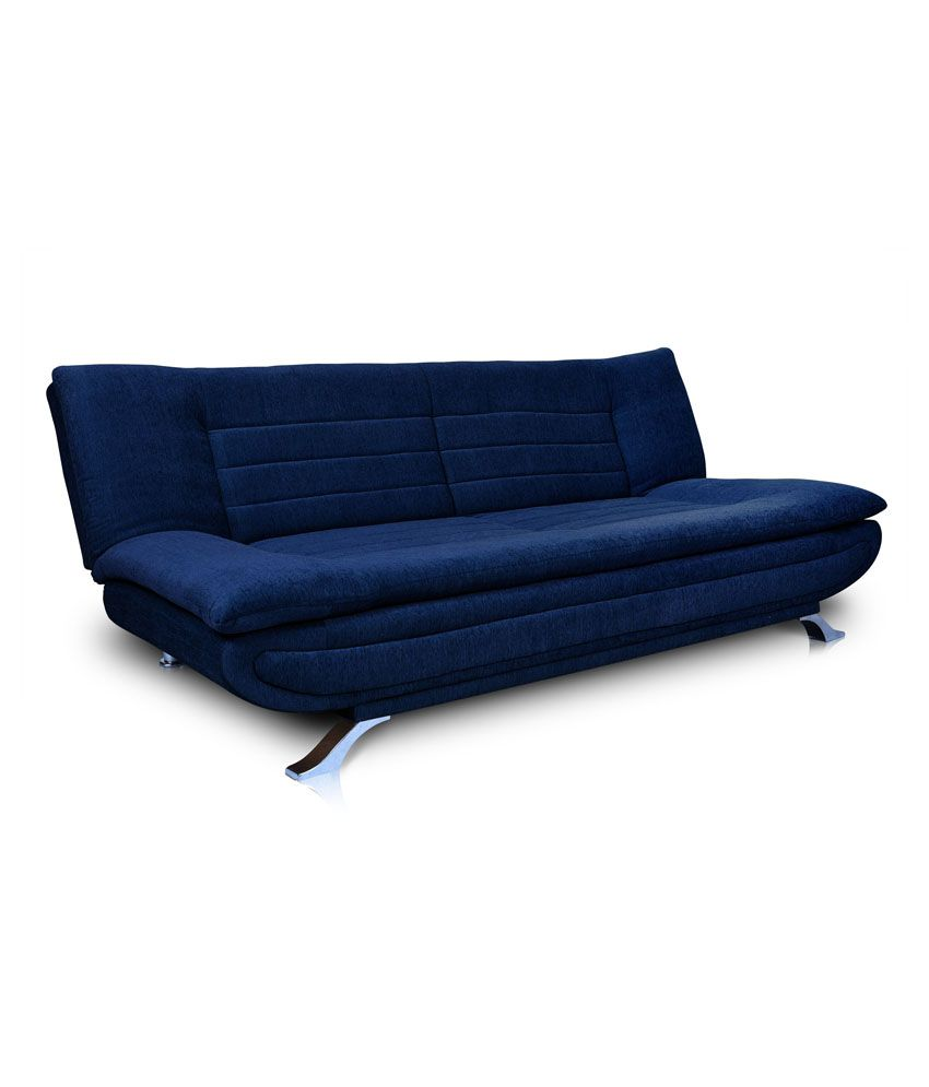 Dolphins elite fabric sofa cum bed buy dolphins elite for Sofa bed india