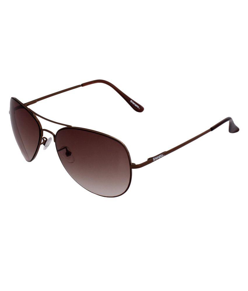 Garfield Brown Aviator Sunglasses ( GRF-SG-G-5007-BRN )