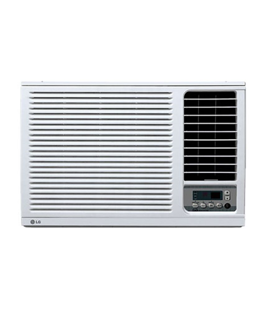 Lg 1 5 Tonnes 3 Star Lwa5gw3a Window Air Conditioner White