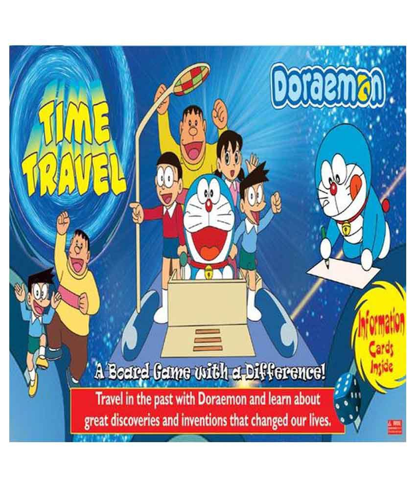 BPI India Time Travel - Doraemon