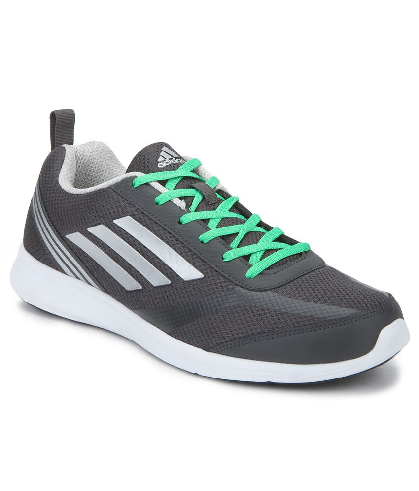 b26ddc8d4b527a Adidas Adiray Black Sports Shoes - Buy Adidas Adiray Black Sports Shoes  Online at Best Prices in India on Snapdeal