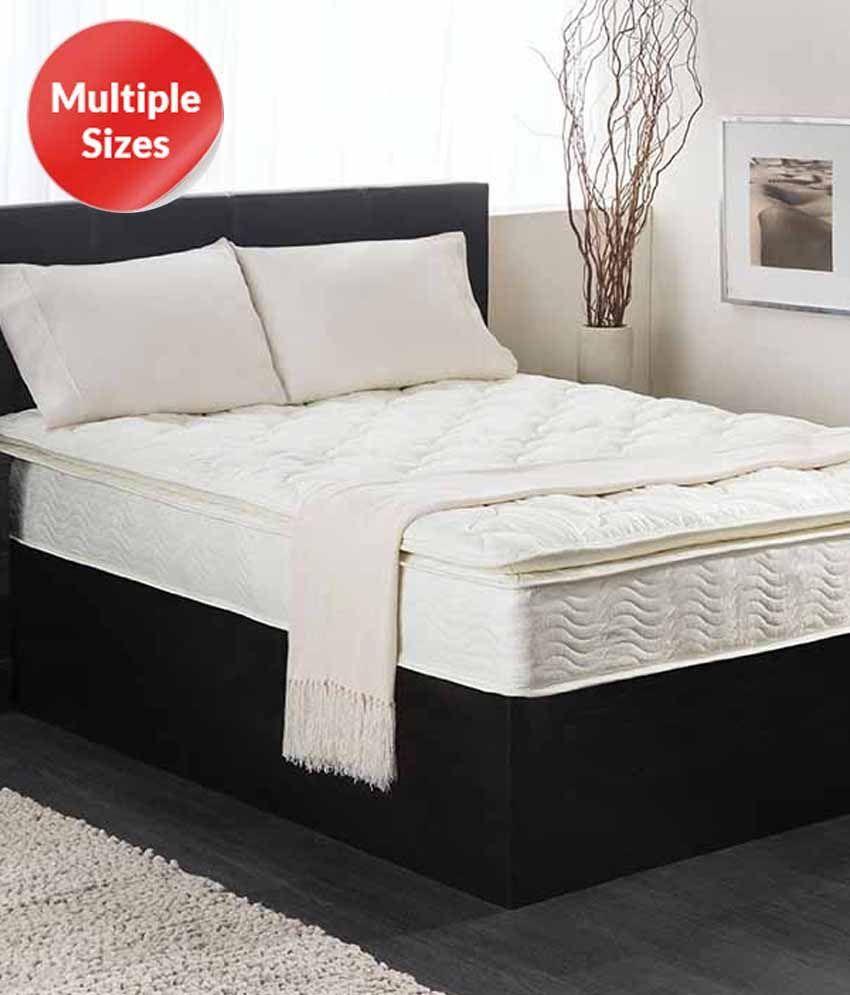 Dreamzee Bonnell Spring Pillow Top Mattress