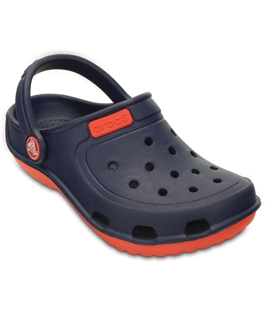 Sign up for new styles from Crocs