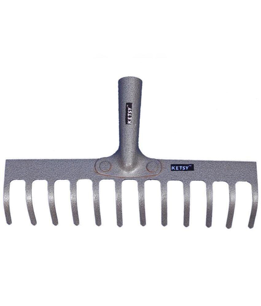 Ketsy 12 Teeth Aluminum Rack