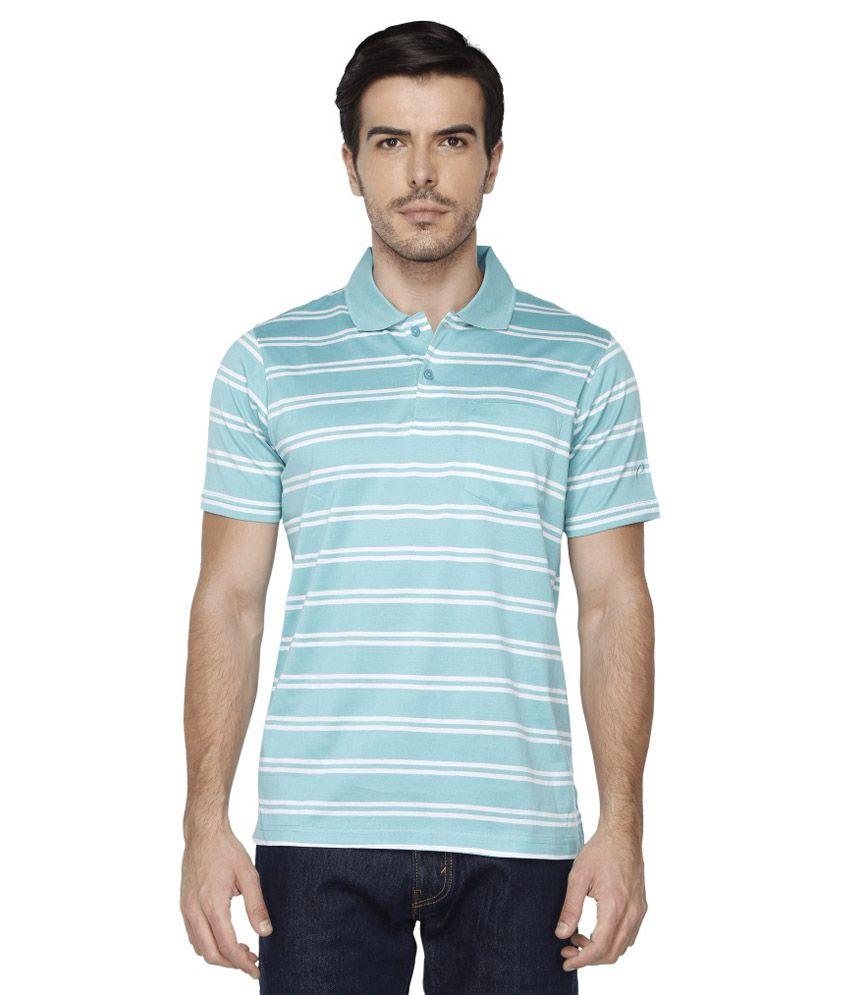 Proline Blue Polo T Shirts