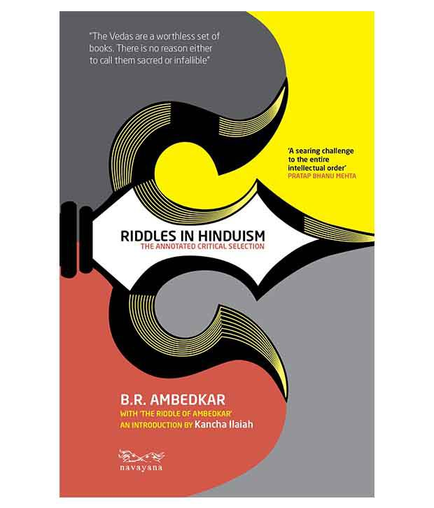 Riddles In Hinduism Paperback English 2016