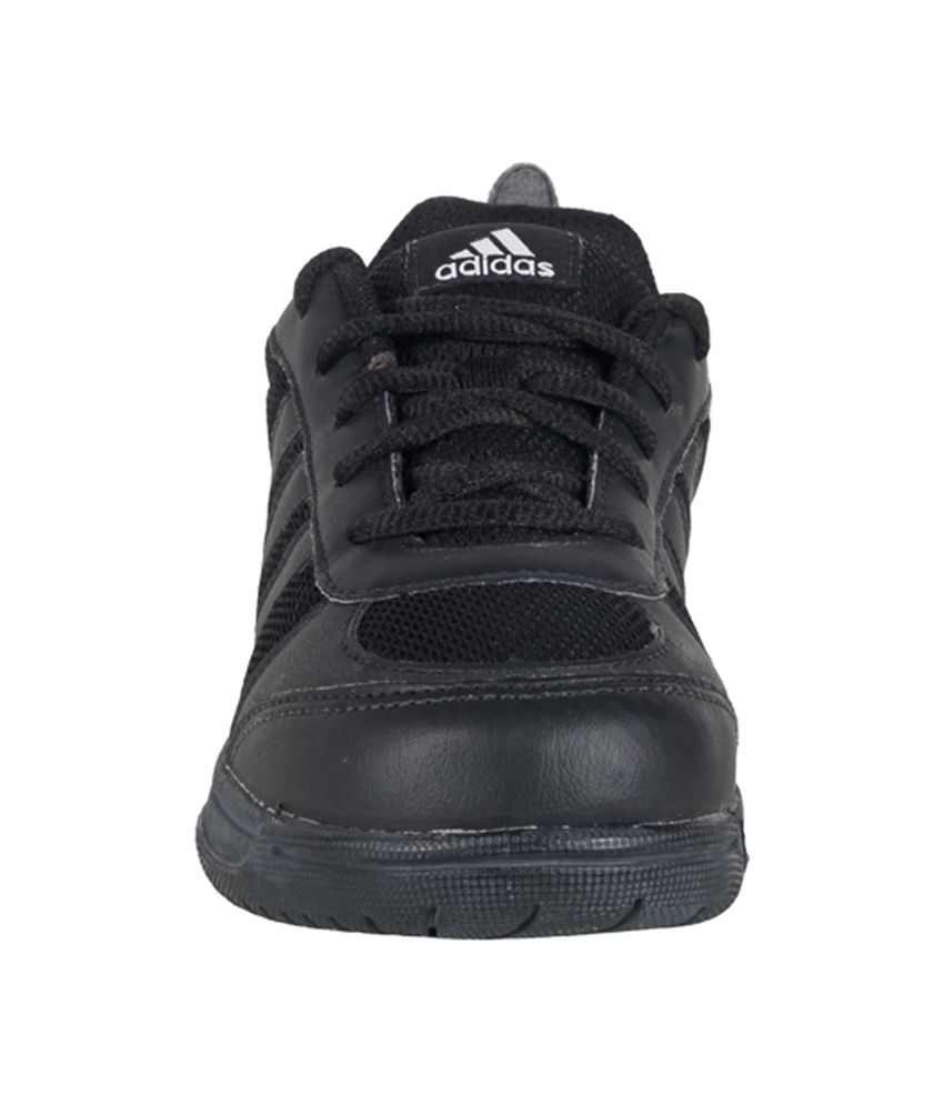 d328d994a2aec9 Adidas Black Sport shoes For Kids Price in India- Buy Adidas Black ...