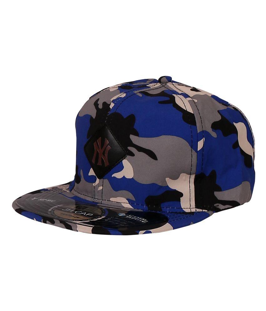 Lucky Enterprises Multicolour Military Cap
