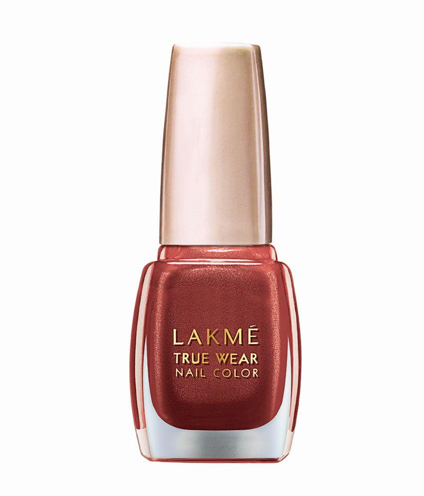 Lakme True Wear Shade JJV 9 Nail Color - 9 ml