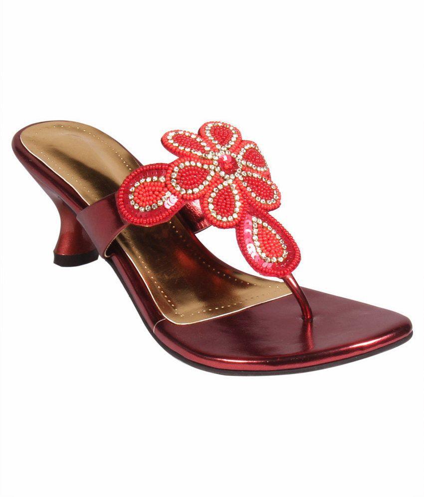 Sanlee Red Heels