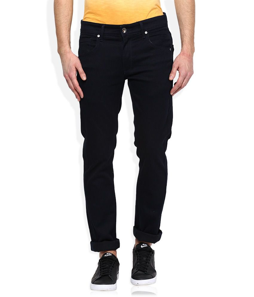 United Colors of Benetton Navy Skinny Fit Jeans