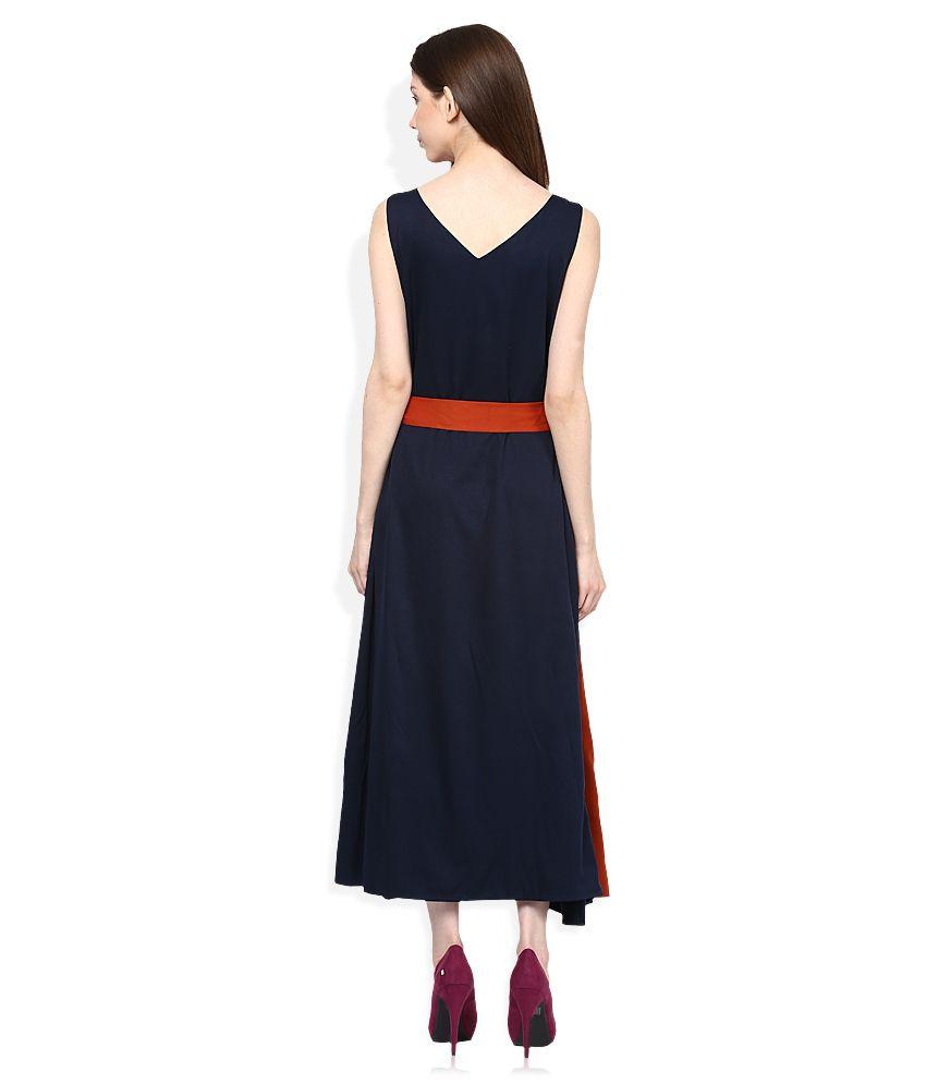 United colors of benetton maxi dress