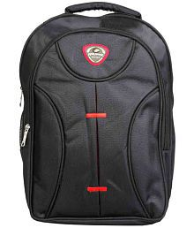 Paradise Black school bag