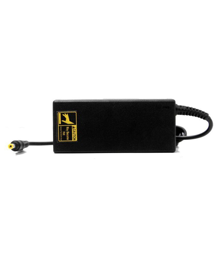LappyOn Black Compatible AC Adapter