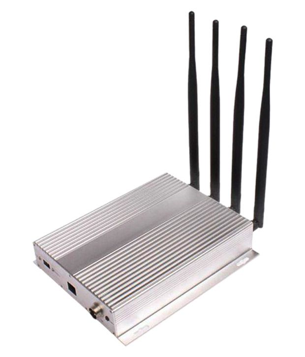 Lintratek ST-101B Mobile Signal Jammer 1600 RJ11 Other apart from Black & White