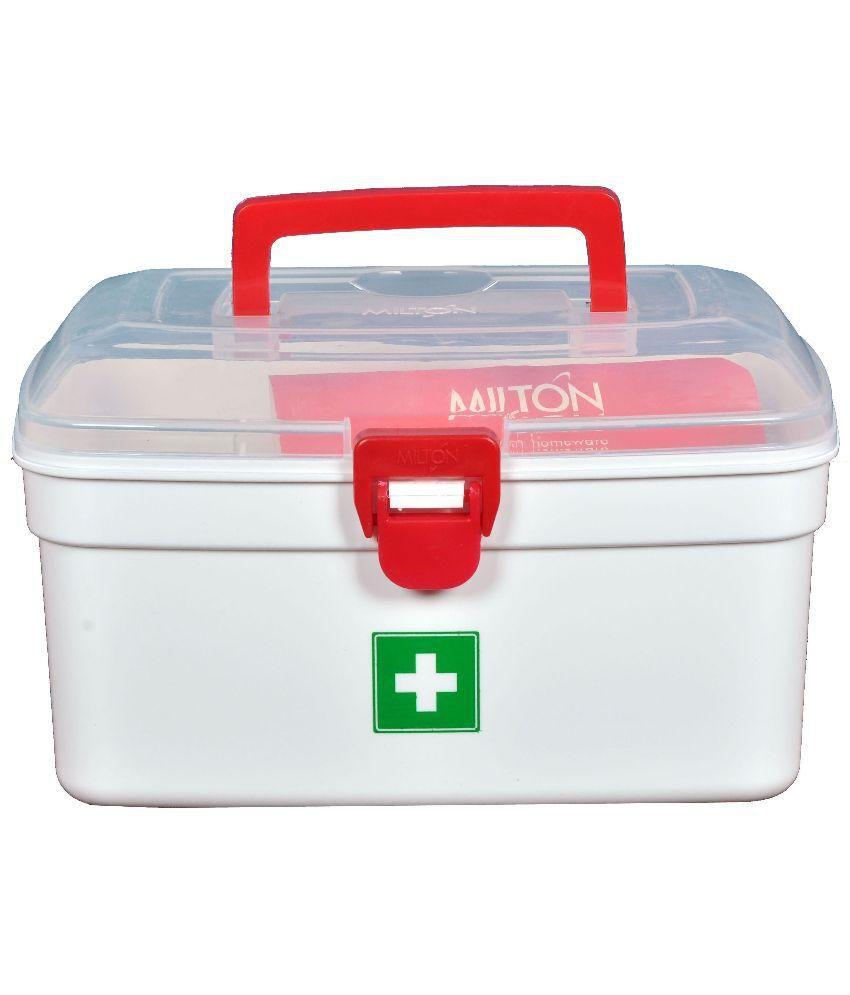 Milton Plastic Medical Box Buy Milton Plastic Medical Box Online at