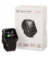 Rooq U8 Bluetooth Smart Watch For Android/IOS