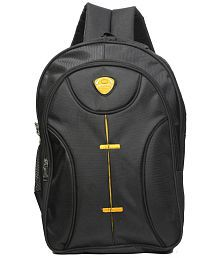 Paradise Black School Bag