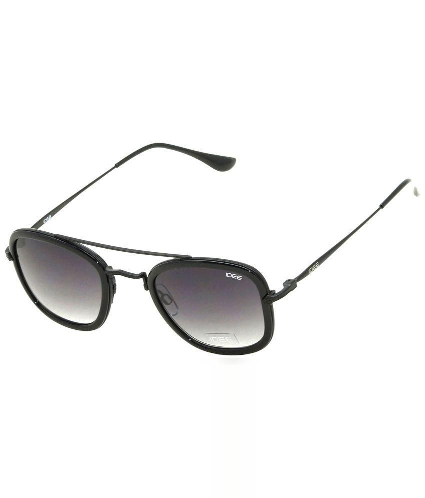 107ef5f96 Idee Black Square Sunglasses ( IDEE-S2130 ) - Buy Idee Black Square  Sunglasses ( IDEE-S2130 ) Online at Low Price - Snapdeal