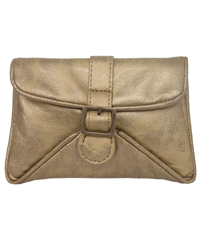 Baggit Gold Wallet