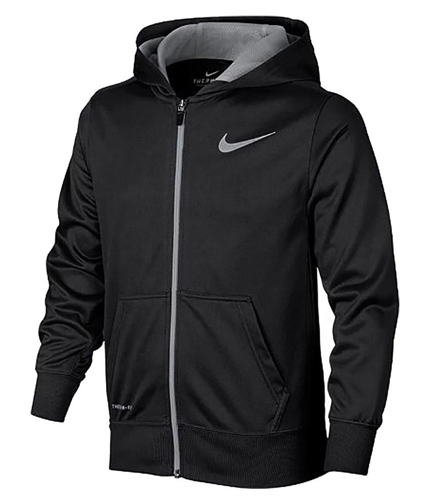Nike As Nike Ko Full Zip Hoodie 2.0 jacket - Black/grey