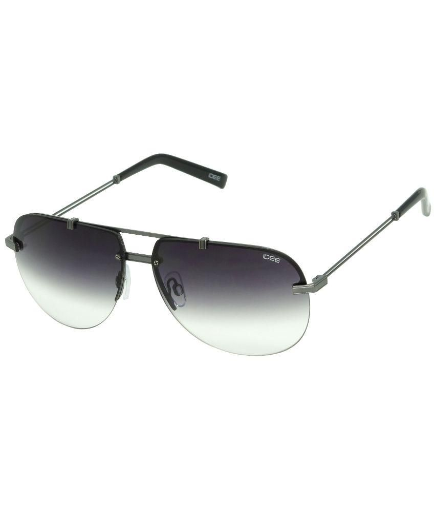 698f28e5d Idee Black Aviator Sunglasses ( IDEE-S2113-C2 ) - Buy Idee Black Aviator  Sunglasses ( IDEE-S2113-C2 ) Online at Low Price - Snapdeal